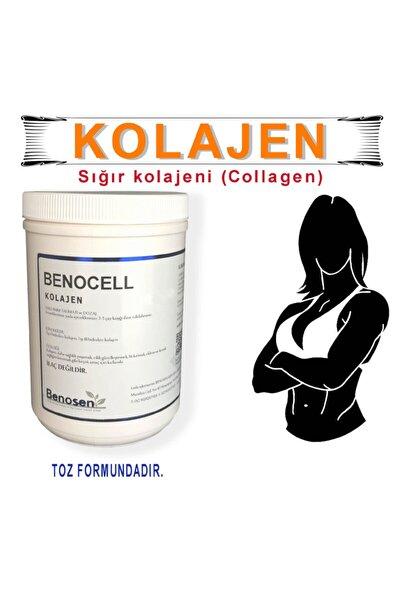 Kolajen Proteini (collagen), Benocell | Toz 500 Gr.