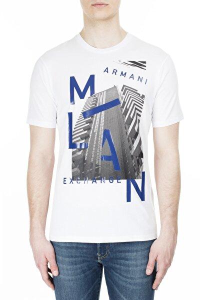 Erkek Beyaz T-Shirt 3hzthp Zjh4z 1100