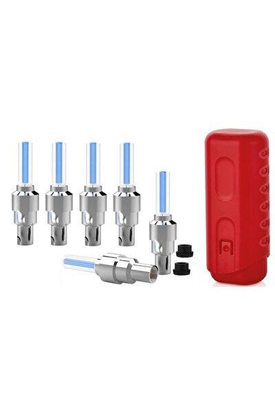 2 YEDEKLİ Mavi Işıklı Sibop Kapağı Kutu Seti 428489