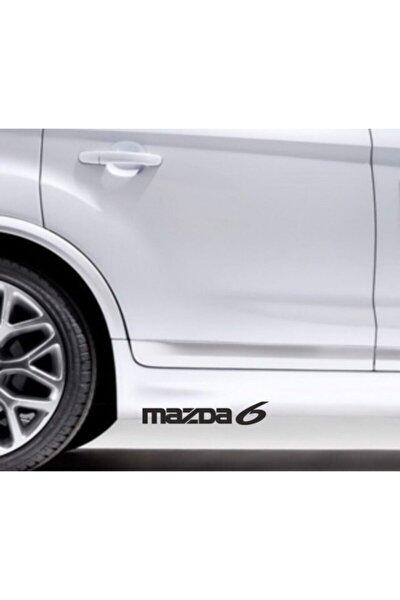 Mazda 6 Araba Sticker Yapıştırma 2 ADET