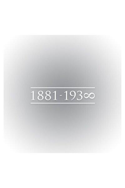 Atatürk 1881-1938 Sonsuz Oto Sticker 25 cm x 6 cm Cam yapıştırma