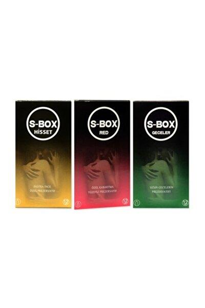 Prezervatif Karma Paket 36 Adet Condom
