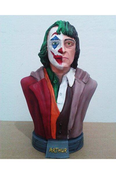 Joker Arthur Fleck Figür Büst  3D