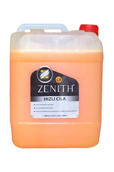 5 KG ZENİTH CAR CARE HIZLI CİLA