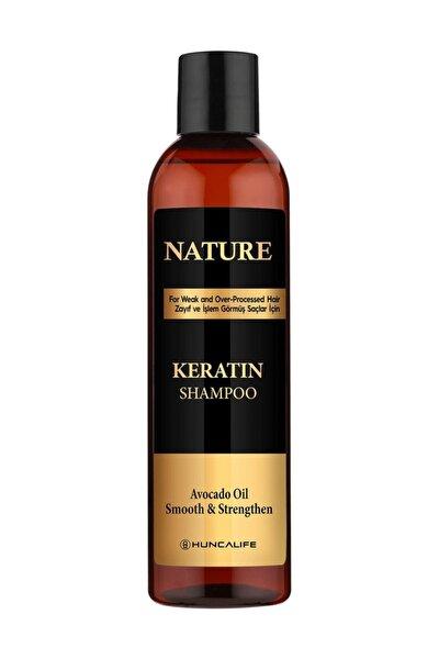 Nature Keratin Complex Şampuan 350 ml 8690973721129