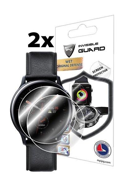 Samsung Galaxy Watch Active2 (44mm) / Active2 Aluminyum (44mm) Ekran Koruyucu (2 Adet)