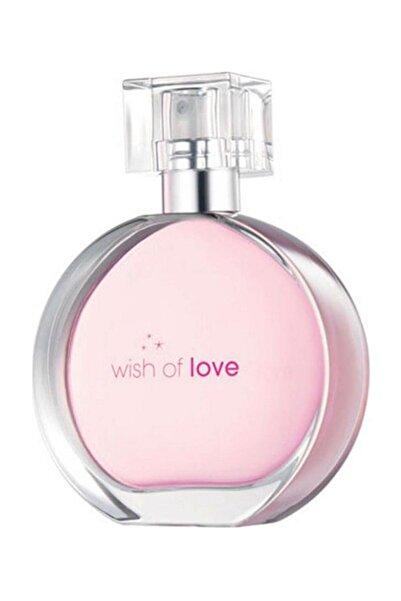 27123  Wish Of Love Kadın Parfümü 50 Ml Sarı Pembe