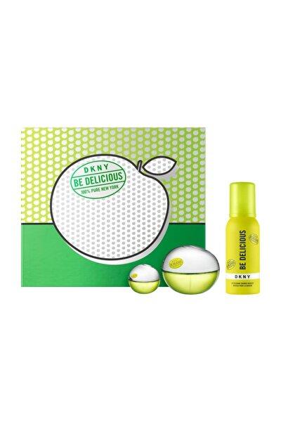 Be Delicious Kadın Sprey Parfüm Seti 022548413081