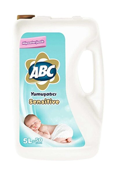 Çamaşır Yumuşatıcı Sensitive 5 lt