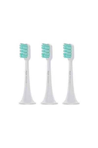 Elektrikli Diş Fırçası Başlığı 3 Parça Regular (Resmi Distribütör Garantili)