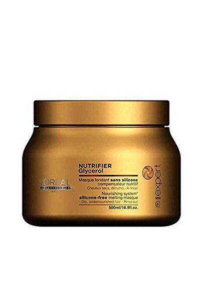 Serie Expert Nutrifier Kuru Saçlar İçin Maske 500 ml