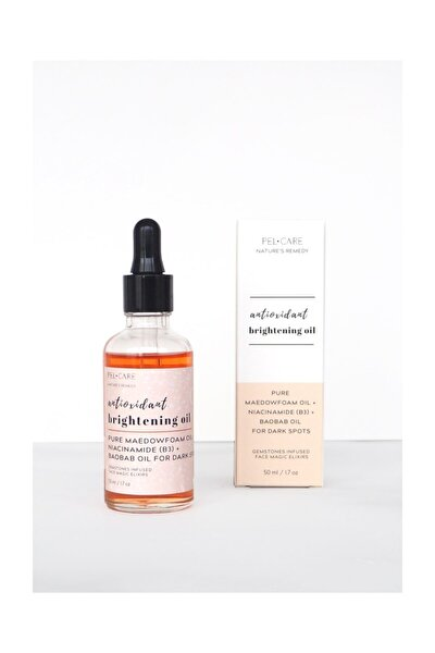 Anti-oxidant Brightening Oil