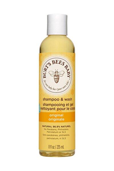 Bebek Saç Ve Vücut Şampuanı - Baby Bee Shampoo Body Wash 235 ml 792850727007