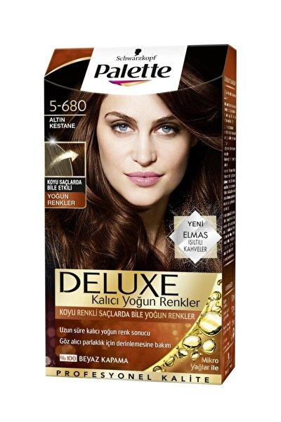 Deluxe Kestane Saç Boyası