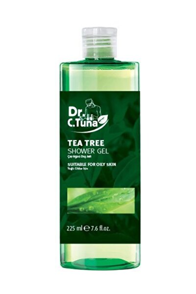Dr. C. Tuna Çay Ağacı Duş Jeli 225 ml 8690131107055
