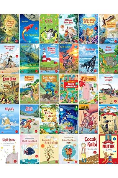 Çocuk Dünya Klasikleri Seti - Jules Verne, Kara Balık, Küçük Prens