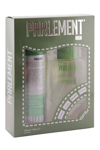 Adventure Erkek Parfüm Deodorant Seti 2'li Paket