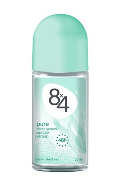 Pure Roll-On Deodorant 50Ml Kadın