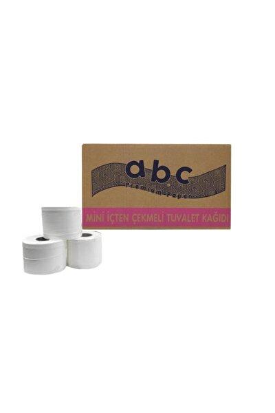 Mini Cimri İçten Çekmeli Tuvalet Kağıdı 12 Rulo 4 Kg