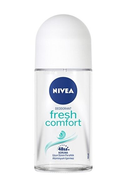 Fresh Comfort Roll On Deodorant 50 ml Kadın