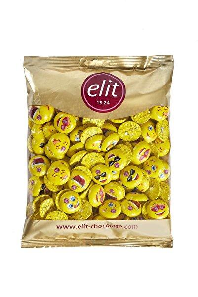 Mini Elitoloji Emoji Çikolata 1 Kg
