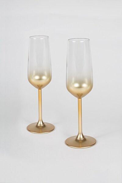 Glow 2'li Şampanya Kadehi Seti 195 cc