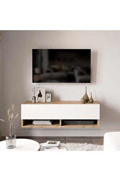 Future Tv Ünitesi Fr13-aw Çam-beyaz