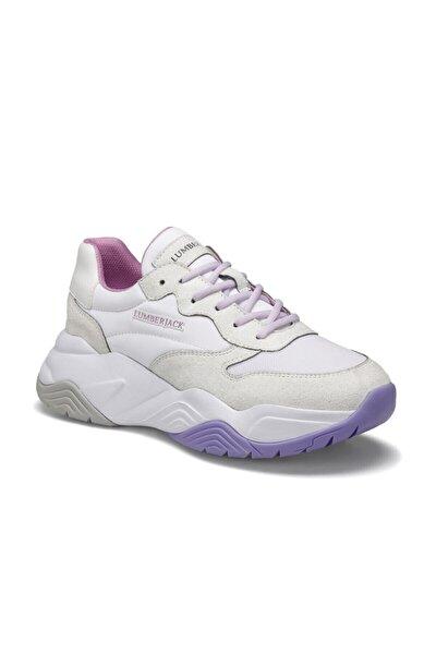 ECIK Beyaz Kadın Sneaker Ayakkabı 100500134