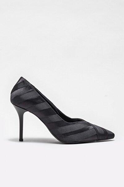 Kadın Brade Sıyah Casual Ayakkabı 20KDS35041