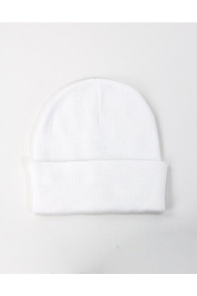 Unisex Basic Bere Beyaz