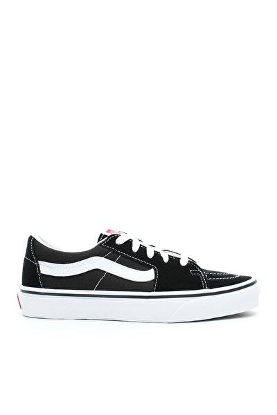 Ua Sk8-Low Unisex Siyah Sneaker