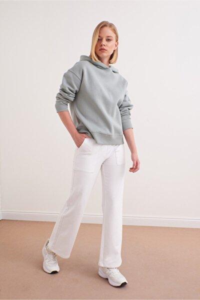 Kadın Gök Mavi  Alycıa Sweatshirt