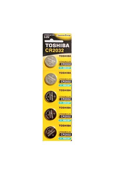 Cr2032 Dl2032 Ecr2032 3.0v Lithium Pil 5 Adet