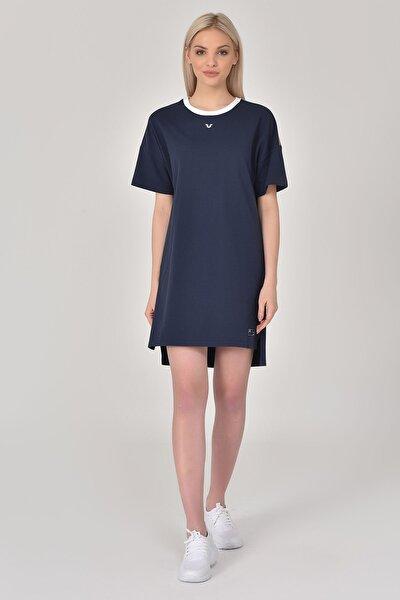 Lacivert Kadın Elbise GS-8077