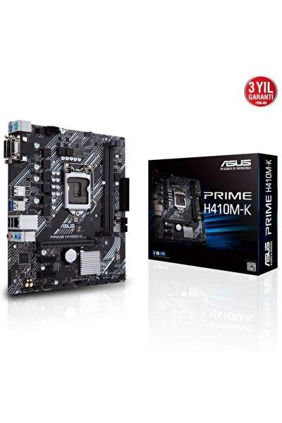 Prıme H410m-k Ddr4 2933/2133 Mhz Dvı-d Matx 1200p