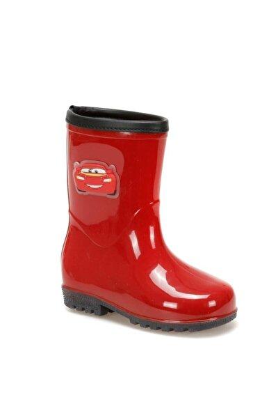 Kırmızı Erkek Çocuk Yağmur Botu