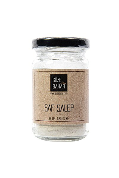Saf Salep 35 gr