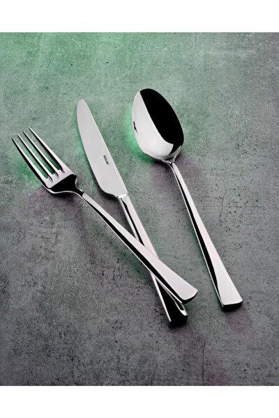 Lara 30 Parça Çelik Çatal Kaşık Bıçak Seti