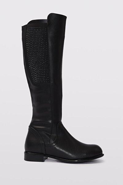 Siyah Kadın Çizme 01CIY188960A100