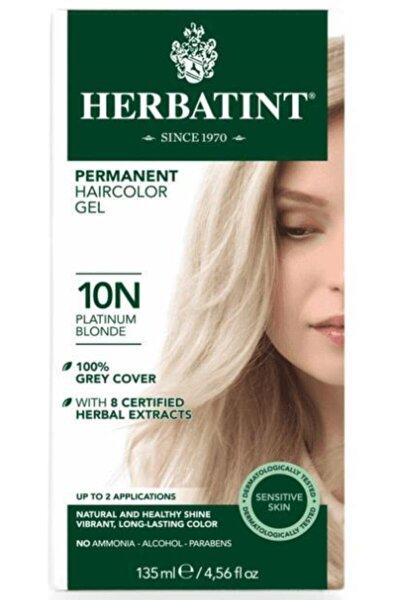 10n Platinum Blonde Hair Color | Platin Sarı Saç Boyası