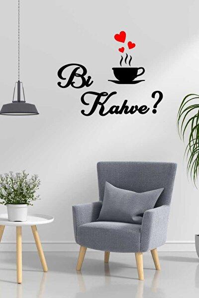 Bi Kahve Duvar Dekoru
