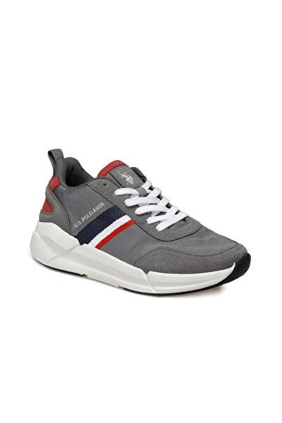 WELL Gri Erkek Sneaker Ayakkabı 100504919