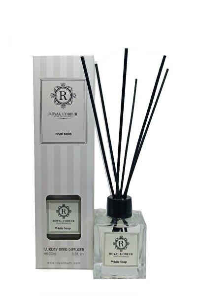 Beyaz Sabun Oda Kokusu- Banyo Ve Wc Için Mükemmel Seçim 100 ml
