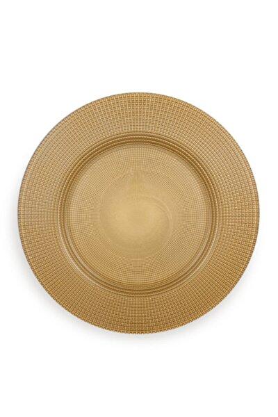 Cam Supla Seti Gold 6'lı