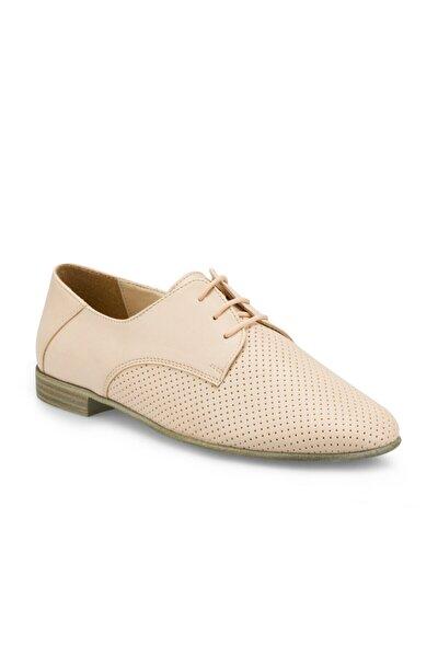 315098.Z Bej Kadın Oxford Ayakkabı 100507090