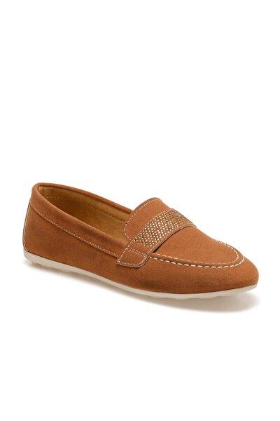 ADEL Taba Kadın Loafer Ayakkabı 100573647
