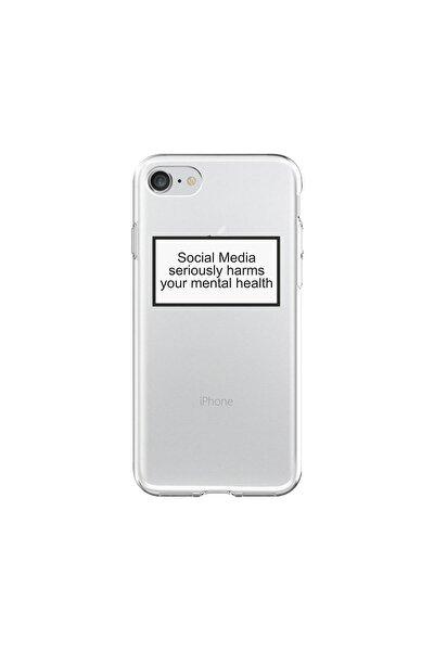 Iphone7 Social Media Telefon Kılıfı