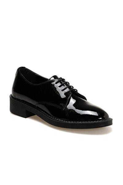 20K-044 Siyah Kadın Oxford Ayakkabı 100572844