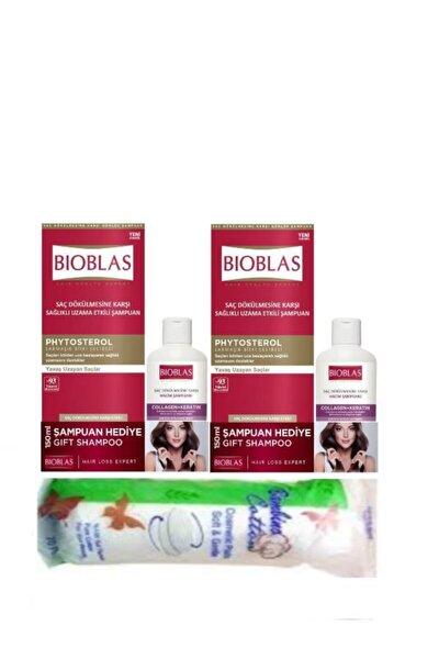 Saç Dökülmesine Karşı 360 Ml X 2 Adet +2 Adet 150 Ml Collagen Şampuan Hediye
