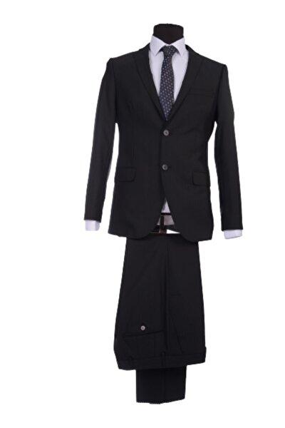 Altınyıldız Siyah  Berf Takım Elbise 20kakds